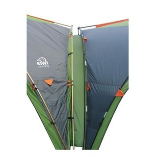 Kiwi Camping Savanna 4 and 4 Deluxe Guttering