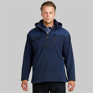 Swanndri Mens Hi Rock Fleece Pullover