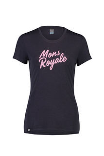 Mons Royale Wmns Icon Tee