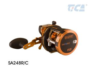 Tica Seaspirit SA248R/C Line Counter Reel