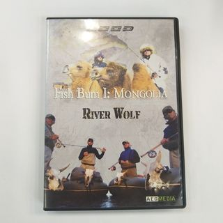 Fish Bum 1: Mongolia River Wolf DVD