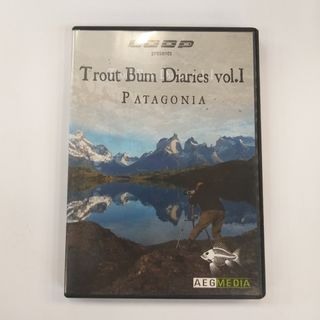 Trout Bum Diaries Vol 1 Patagonia DVD