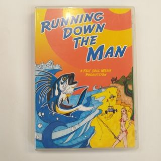 Running Down The Man DVD