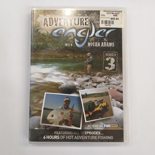 Adventure Anglers DVD Series 3