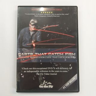 Casts That Catch Fish DVD