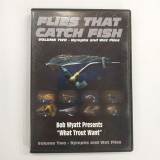 Flies that Catch Fish Volume 2 DVD