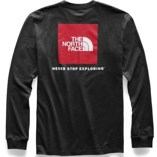 The North Face Mens L/S Red Box Tee