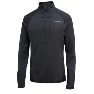 Merrell Mens Geotex 1/2 Zip Fleece