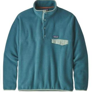 Patagonia Mens L/W Synchilla Snap T Pullover