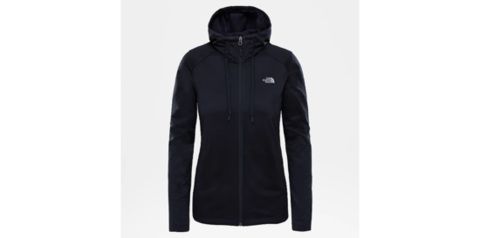 The North Face Wmns Tech Mezzaluna Full Zip