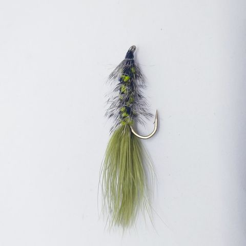 BM Woolly Bugger Fly