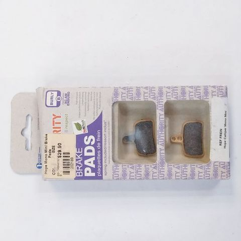 Burley Hope Mono Mini Brake Pads