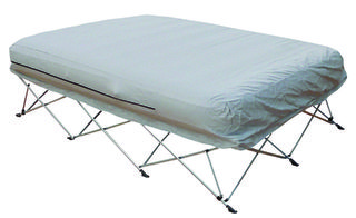 Kiwi Camping Portable Queen Airbed Frame and Airbed