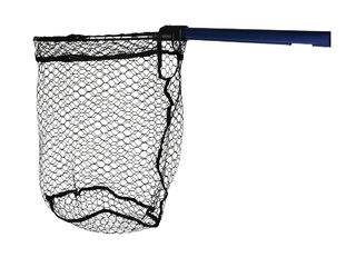 Catch Rubber Coated Collapsible Landing Net