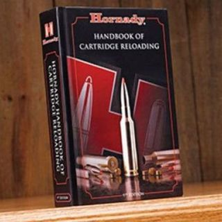 Hornady Handbook for Reloading -9th Edition