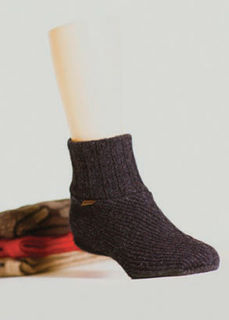 Koru Slipper Sock