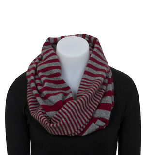 Native World Stripe Endless Scarf