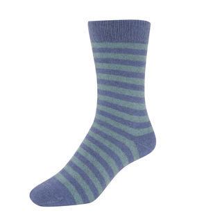Native World Two Tone Striped Socks