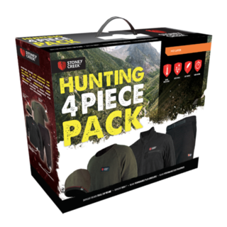 Fleece Clothing Packs