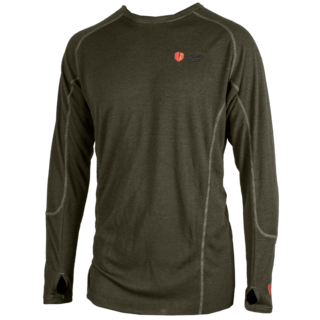 Stoney Creek Mens Thermal + Dry LS Crew
