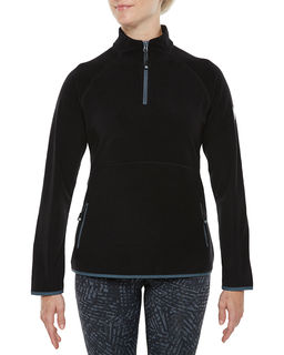 Vigilante Wmns Unguided 1/4 Zip Fleece