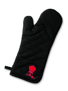 Weber BBQ Mitt with Red Kettle