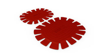 Weber Q Silicone Mats