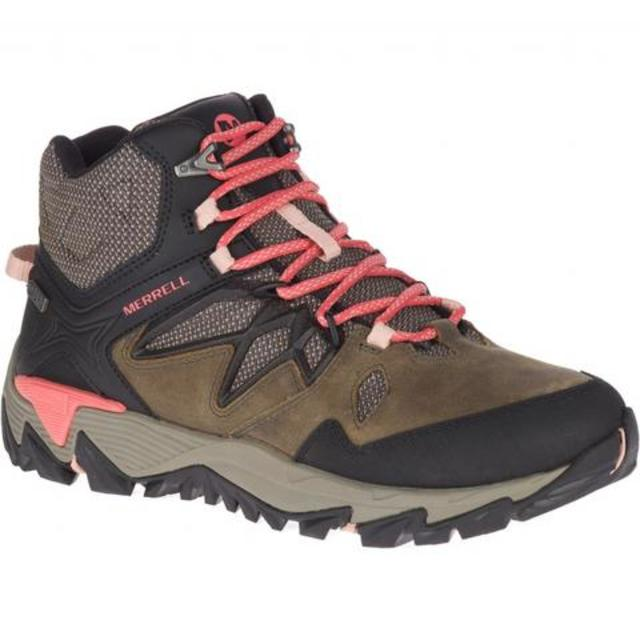 Merrell Wmns All Out Blaze 2 Mid Boot