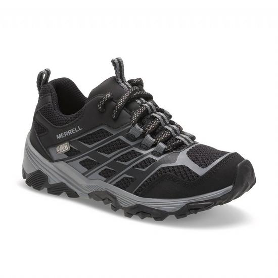 Merrell Kids Moab FST Low Shoe