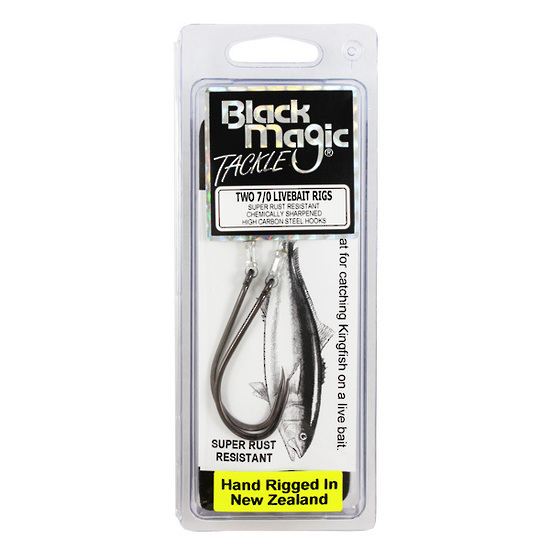 Black Magic Live Bait Rig