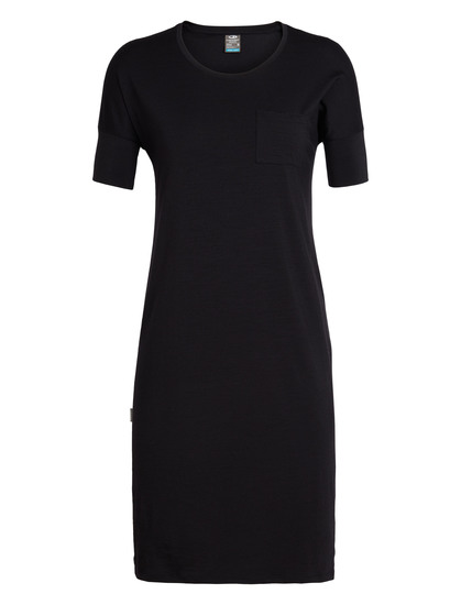 Icebreaker Wmns Yanni Tee Dress