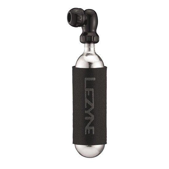 Lezyne Twin Speed Drive Tyre Inflator CO2 25g