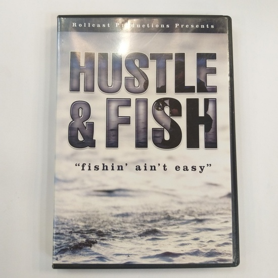 Hustle & Fish DVD