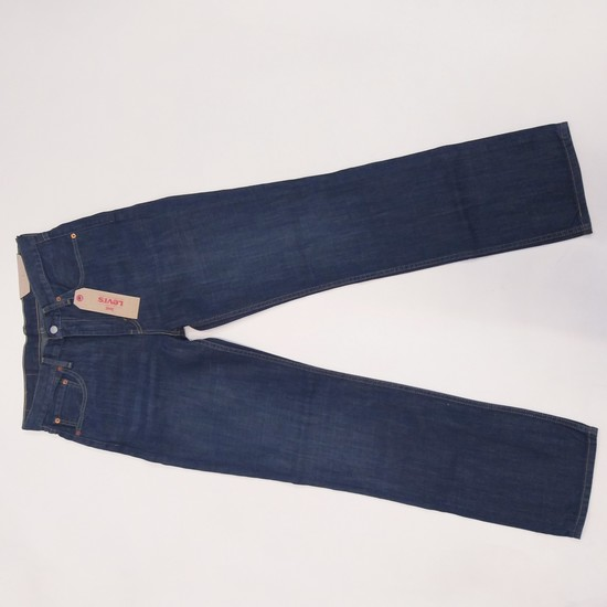 Levis Mens 516 Slim Straight Jeans