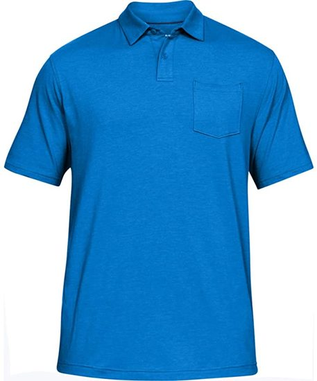 Under Armour Mens CC Scramble Polo