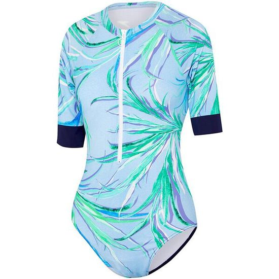 Speedo Wmns Eco Short Paddle Suit