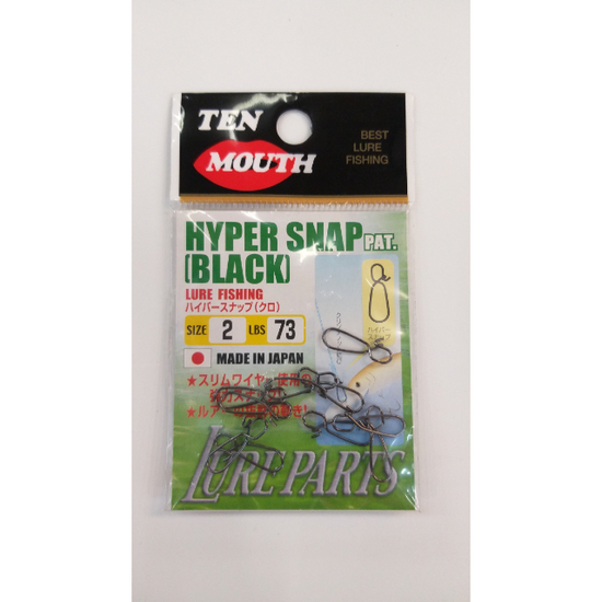 Ten Mouth Hyper Snap TM2