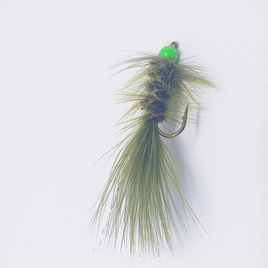 MT Woolly Bugger Fly BH