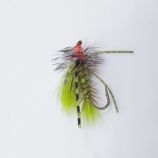 X Stimulator Dry Fly