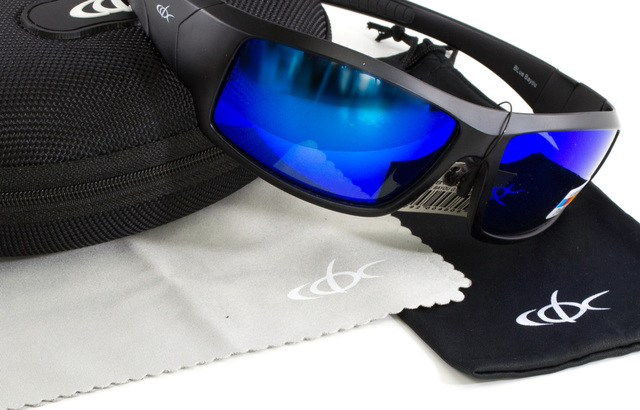 CDX Blue Bayou Polarised Sunglasses