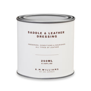 RM Williams Saddle and Leather Dressing