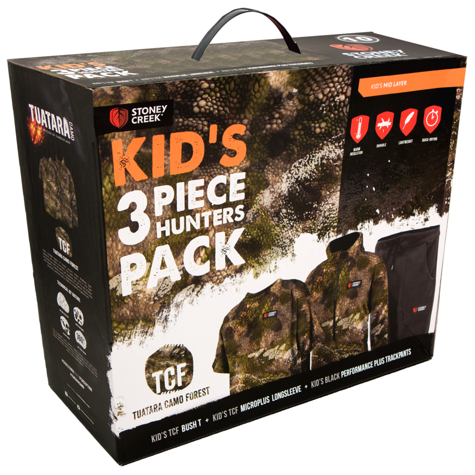 Stoney Creek Kids 3 Piece Hunters Box Pack