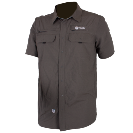 Stoney Creek Mens Fast Cast Shirt S/S