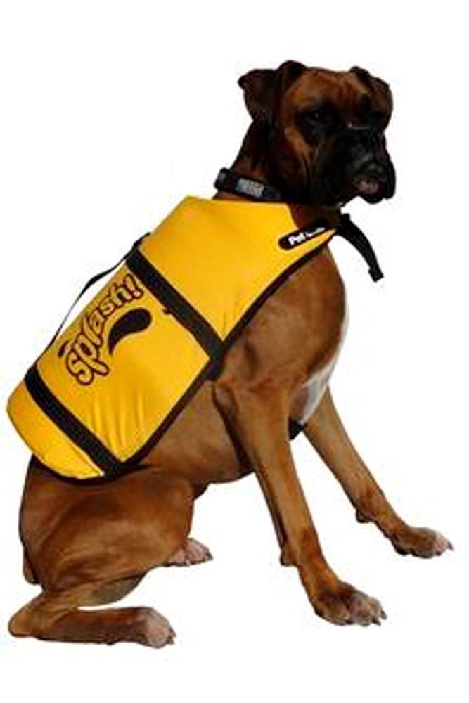 Hutchwilco Dog Splash Life Jacket